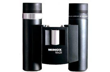 Minox Compact BD 10x25 BR W Binoculars 62144