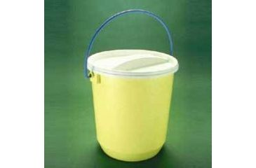 Nalge Nunc Air-Tight Pails, Low-Density Polyethylene, NALGENE 7102-0080