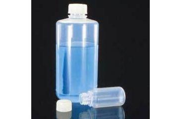 Nalge Nunc Boston Round Bottles, Teflon Resin FEP, Narrow Mouth, NALGENE 1600-0001
