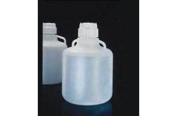 Nalge Nunc Carboys with Handles, Low-Density Polyethylene, NALGENE 2210-0040