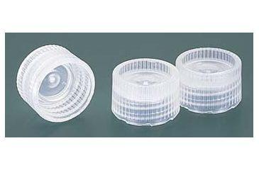 Nalge Nunc Closures for NALGENE Micro Packaging Vials, PPCO, NALGENE 362820-0110 Natural Closures