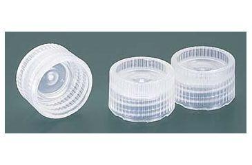 Nalge Nunc Closures for NALGENE Micro Packaging Vials, PPCO, NALGENE 362825-0114 Amber Closures