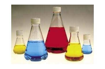 Nalge Nunc Disposable Erlenmeyer Flasks, PETG, Sterile, NALGENE 4113-0500