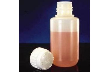 Nalge Nunc Heavy-Duty Vacuum Bottles, Polypropylene, Narrow Mouth, NALGENE 2126-2000