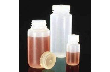 Nalge Nunc Laboratory Bottles, Low-Density Polyethylene, Wide Mouth, NALGENE 2103-0016