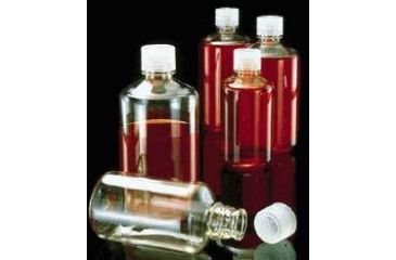 Nalge Nunc Laboratory Bottles, Polycarbonate, Narrow Mouth, NALGENE DS2205-0010