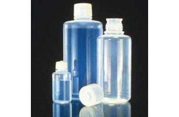 Nalge Nunc Laboratory Bottles, Teflon PFA, Narrow Mouth, NALGENE 1630-0016