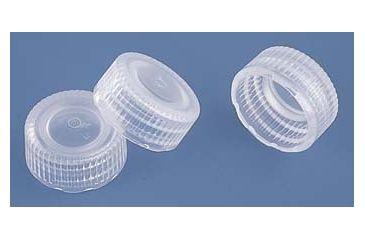 Nalge Nunc Low-Profile Closures for NALGENE Micro Packaging Vials, PPCO, NALGENE 362821-0118