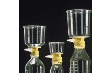 Nalge Nunc MF75 Bottle-Top Vacuum Filters, Surfactant-Free Cellulose Acetate, Sterile, NALGENE 291-3345