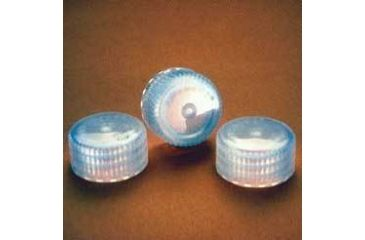 Nalge Nunc Polypropylene Screw Caps, NALGENE 362150-6384 Blue Caps