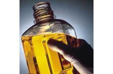 Nalge Nunc Square Laboratory Bottles, Polycarbonate, Narrow Mouth, NALGENE 2015-0500