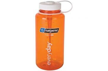 Nalgene Wm 1 Qt Orange W/white Lid 2178-2051