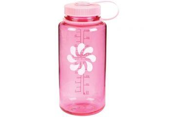 Nalgene Wm 1 Qt Pink W/pink Lid 2178-2048