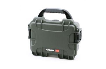 Nanuk 903 Hard Plastic Waterproof Case, Olive 903-0006