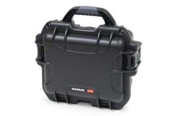Nanuk 905 Case w/foam - Black 905-1001