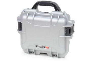 Nanuk 905 Case, Silver, Main