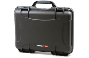 Nanuk 910 Hard Plastic Waterproof Case, Black 910-0001