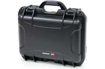 Nanuk 915 Case, Closed, Black, Main