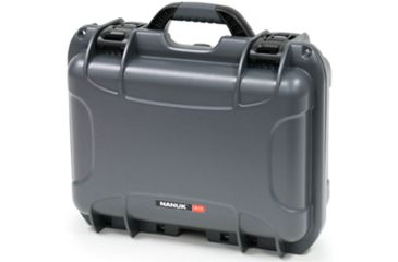 Nanuk 915 Case, Closed, Graphite, Main