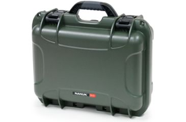 Nanuk 915 Case, Closed, Olive, Main