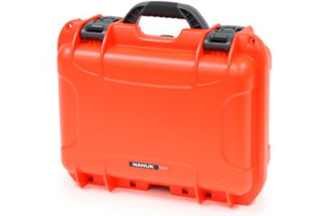 Nanuk 915 Case, Closed, Orange, Main