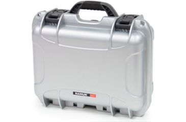 Nanuk 915 Case, Closed, Silver, Main