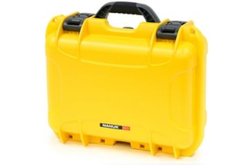 Nanuk 915 Case, Closed, Yellow, Main