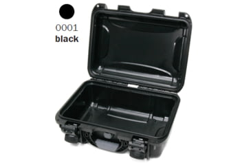 Nanuk 915 Case, Empty, Open, Black