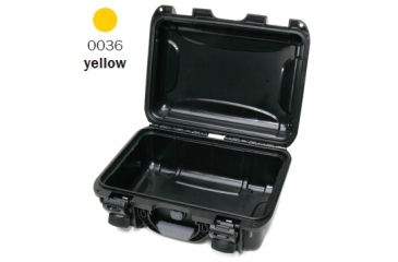 Nanuk 915 Case, Empty, Open, Yellow