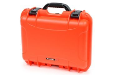 Nanuk 920 Case, Closed, Orange, Main