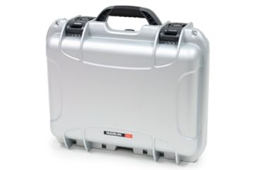 Nanuk 920 Case, Closed, Silver, Main