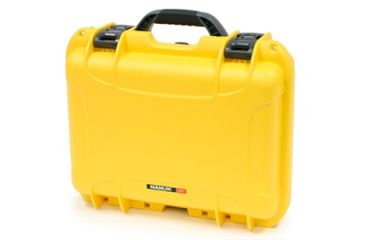 Nanuk 920 Case, Closed, Yellow, Main