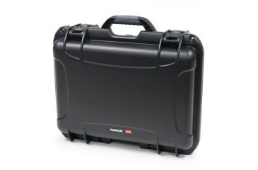 Nanuk 925 Case, Closed, Black, Main