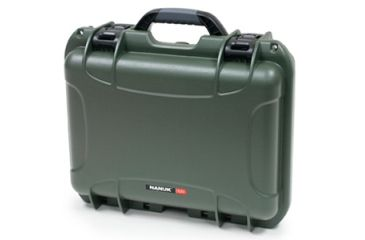 Nanuk 925 Case, Closed, Olive, Main