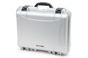 Nanuk 930 Case, Closed, Silver, Main