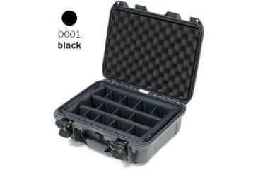 Nanuk 930 Case, Open, Black w/ Padded Divider