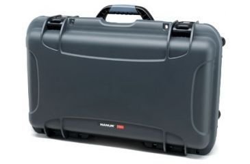 Nanuk 935 Hard Plastic Waterproof Case, Graphite 935-0007