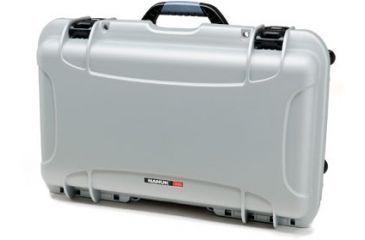 Nanuk 935 Hard Plastic Waterproof Case, Silver 935-0005
