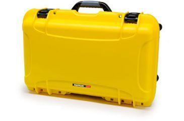 Nanuk 935 Hard Plastic Waterproof Case, Yellow 935-0004