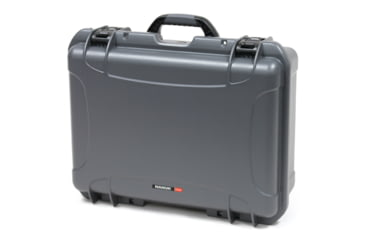 Nanuk 940 Case, Closed, Graphite, Main