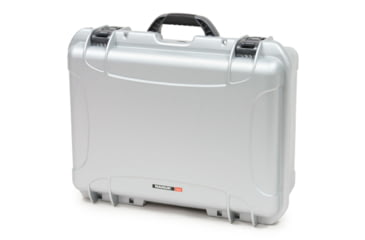 Nanuk 940 Case, Closed, Silver, Main