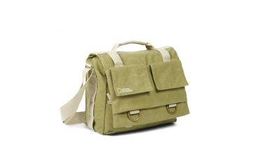 National Geographic Medium Messenger Bag for DSLR and 15.4in. Laptop NG 2476