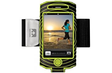 Nathan Sonic Boom Blk/lime Samsung G4 4925NBE