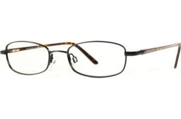 National NA0103 Eyeglass Frames - 0BR Frame Color