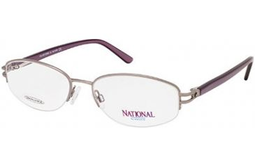 Eyeglass Frame Size 51 : National NA0305 Prescription Eyeglasses Free Shipping ...