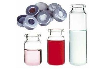 National Scientific Headspace Crimp-Top Vials, National Scientific C4020-6A Aluminum Seals Pressure-Release