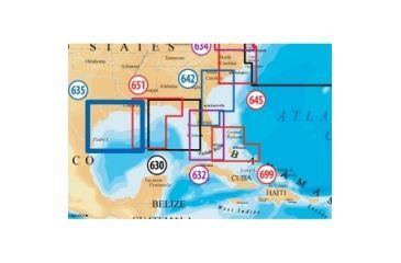 Navionics Platinum Plus Chesapeake Bay Marine Map MSD635P