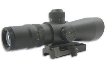 NC Star Mark III 2-7x32 Compatct Riflescope