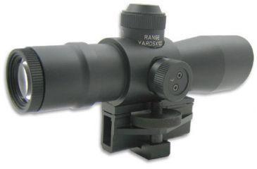 NC Star Mark III Tactical Series 642G 6X42 Compact Riflescopes w/ Fully Multi Coated Lens