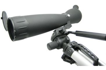 NcSTAR 30-90x90 Spotting Scope Green Lens With Case NB309090G